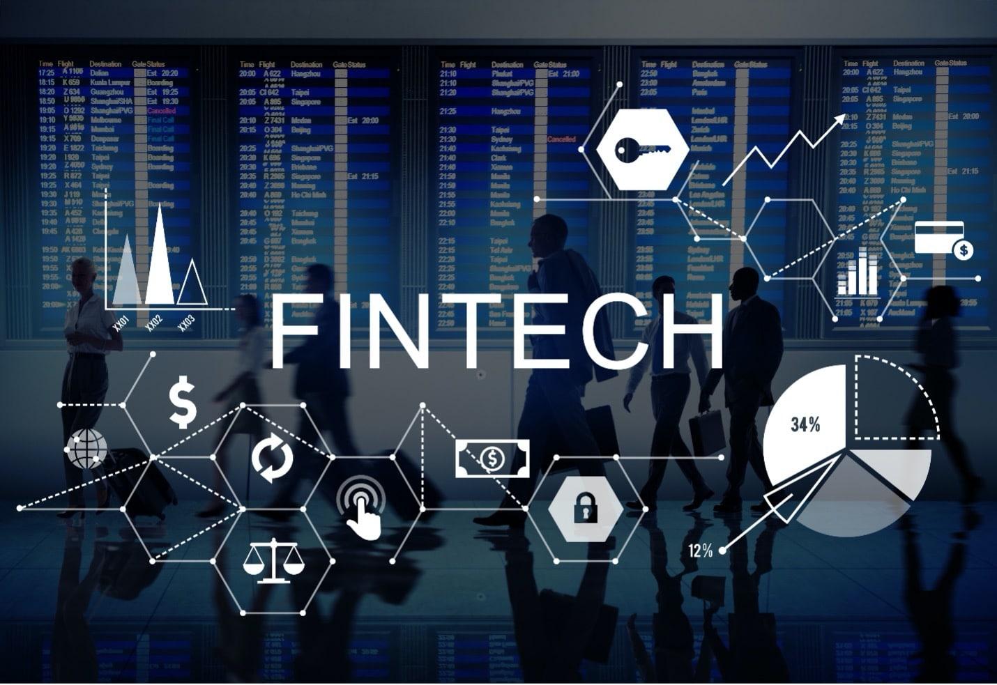 The FinTech Patent Landscape