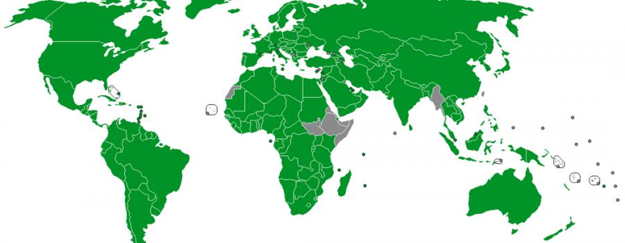 Paris Convention Member Countries